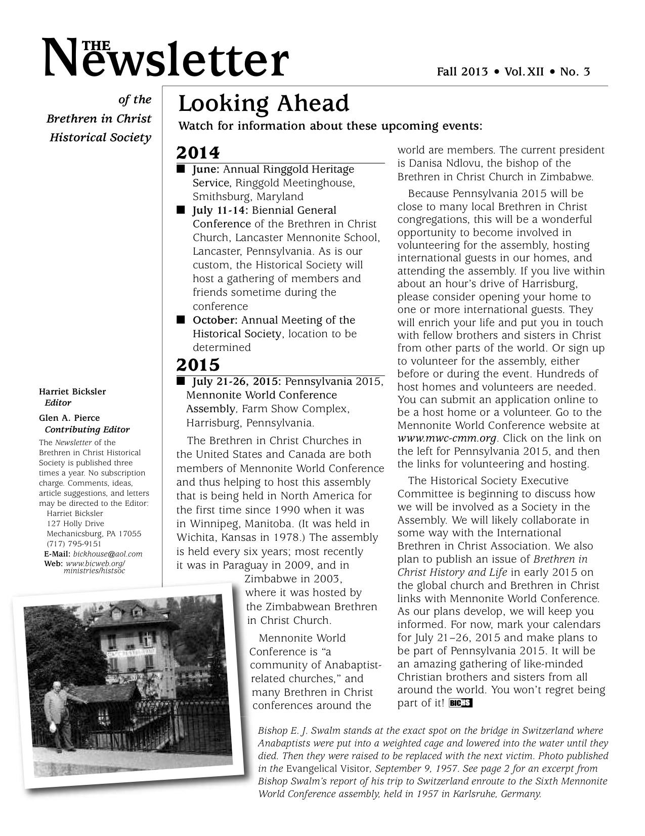 Newsletter_Fall2013