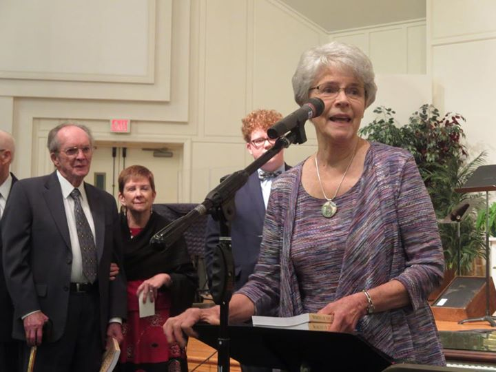 AnnaRuth Sider shares a few words about her biography of brother and sister-in-law, Harvey and Erma Sider, long-time missionaries and  administrators in the Brethren in Christ Church