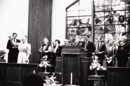 Dedication Day 1984
