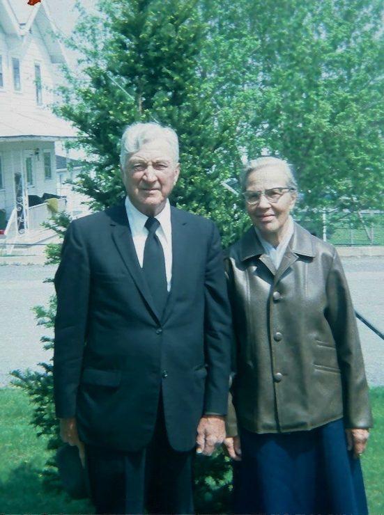 David and Mabel Frey Hensel