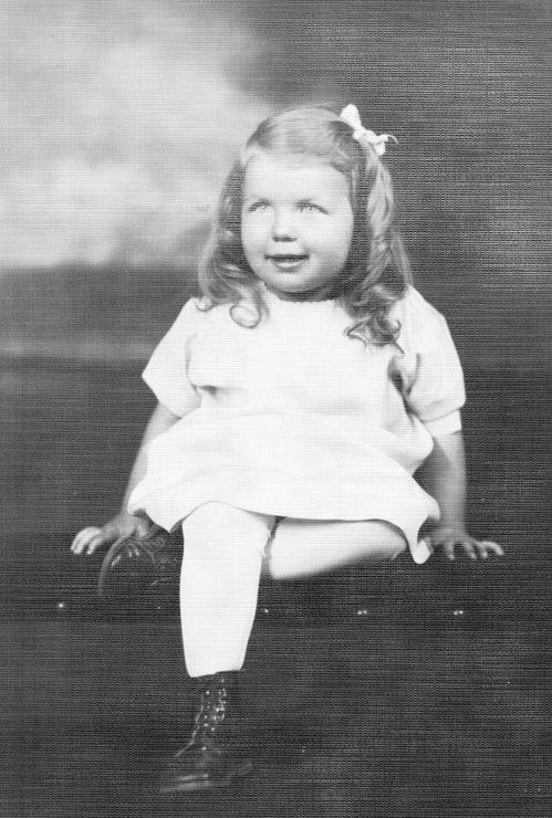 Grace, age 3